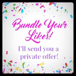 Yayyyy Bundle and Save***read description***🎉🎉🎉